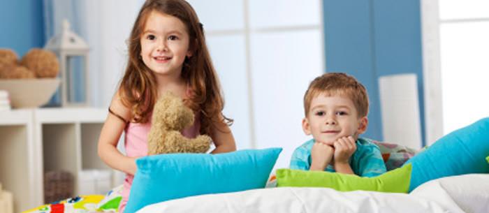 Detská izba – farby a zariadenie